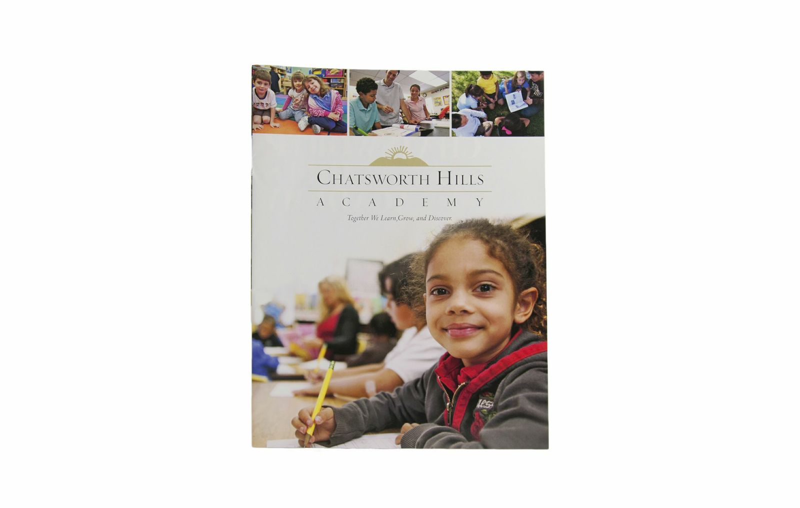 Chatsworth Hills Academy Promotional Materials by InkCentric
