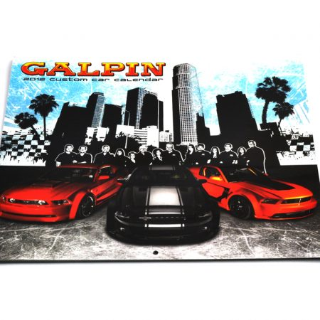 Galpin Motors Calendar printed by InkCentric