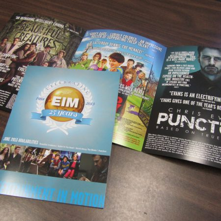 EIM-Entertainment In Motion Printing by InkCentric