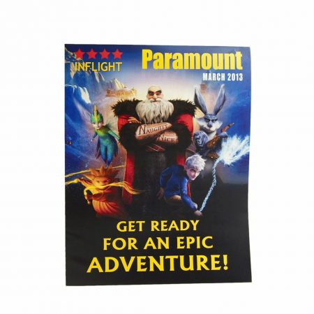 Paramount Pictures Brochure by InkCentric