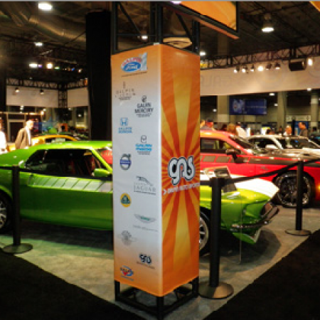 Galpin Auto Sports Large Format Printing by Inkcentric